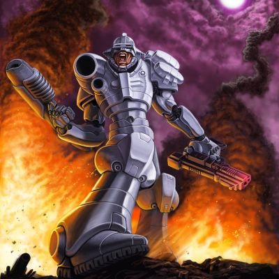 Tributo a Turrican 2